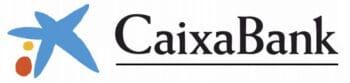 Logo Caixabank  e